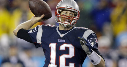 Have New England Patriots turned Tom Brady into a spare part?