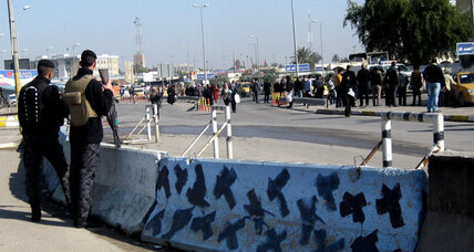 Car bombs targeting commuters kill more than a dozen in Baghdad