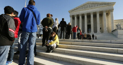 Supreme Court justices question Obama's recess appointments