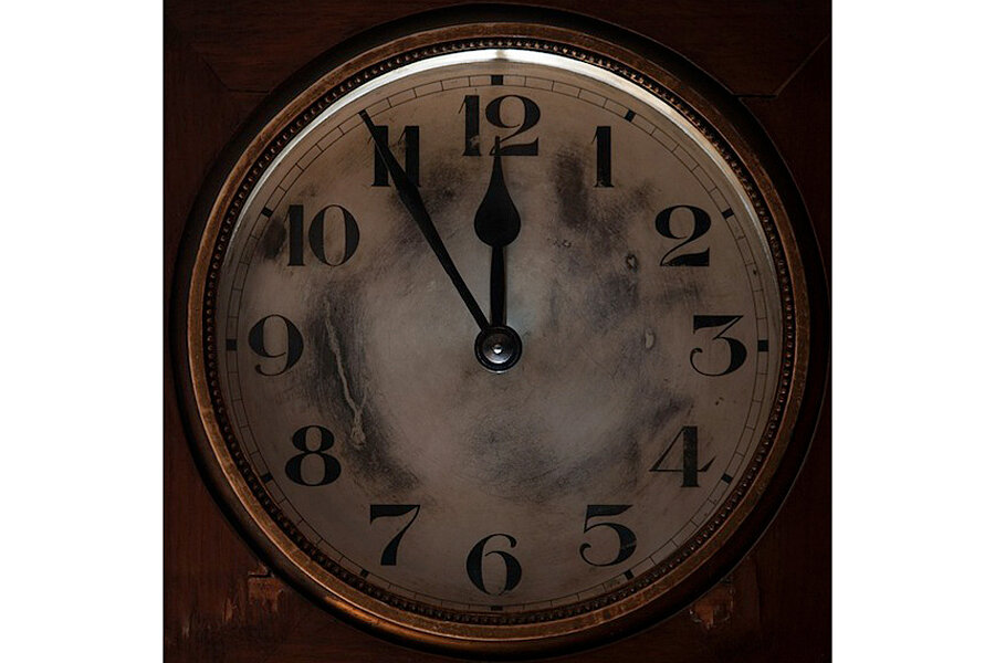 doomsday clock remains set at five minutes to midnight. Black Bedroom Furniture Sets. Home Design Ideas