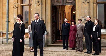 Dressing Downton: Dandies revive Scotland's tweed industry (+video)