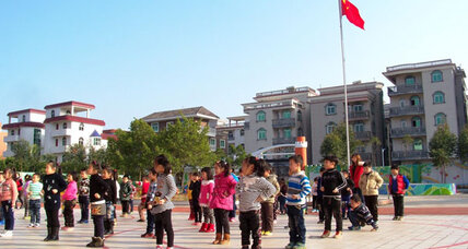 A test for one Chinese province: How to educate an influx of US-born children
