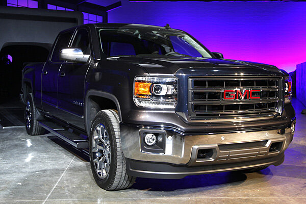 General Motors recalls 370,000 GM, Chevy pickups with ...