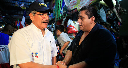 El Salvador's first presidential debate brims with pledges - but can candidates deliver?