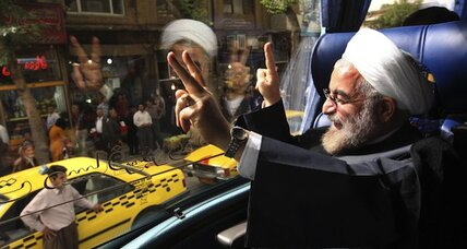 How Rouhani triumphed: Iranian election could spell trouble for hard-liners