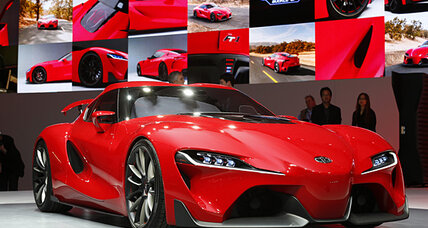 Toyota FT-1 concept: a Supra replacement?