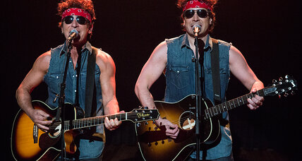 Bruce Springsteen song skewers Chris Christie. Will 'Jersey Traffic Jam' sting? (+video)