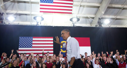 Can Obama help Democrats keep the Senate?