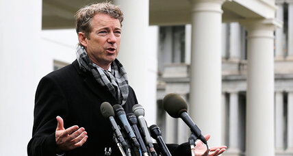 Rand Paul's foreign policy pitch to Republicans: I'm no extremist