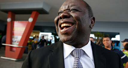 Zimbabwe in 'dire state' under Robert Mugabe, says former PM