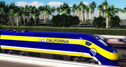 California bullet train? How Jerry Brown is at war with himself.