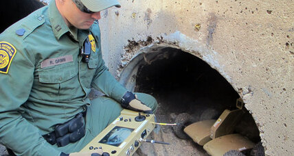 Tiny robots to prowl US-Mexico border's dark drug tunnels