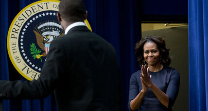 Obamas host summit to help low-income students go to college (+video)