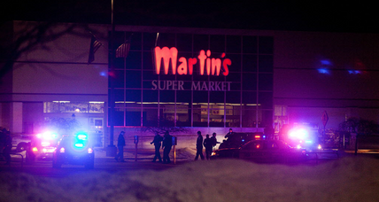 Elkhart shooting leaves 3 dead at Indiana grocery store