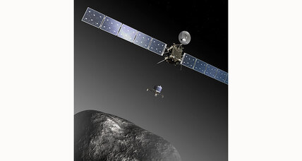 Alarm clock to wake up slumbering comet-hunter