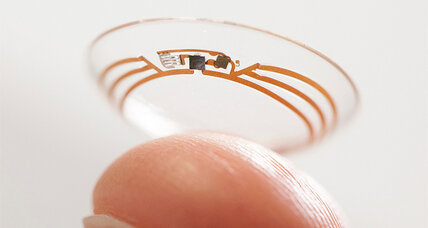 Google develops diabetes-fighting contact lenses