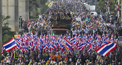 What does Bangkok explosion mean for antigovernment protests?