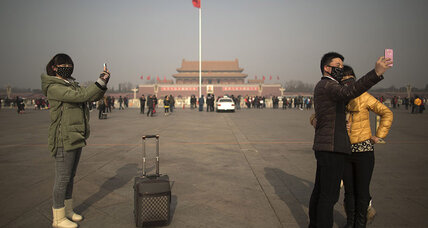 China's pollution: The desolation of smog?