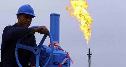 Will Iraq turmoil halt oil growth?