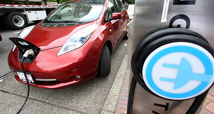 Nissan Leaf sales hit the 100,000 mark