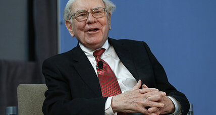 Warren Buffett offers $1 billion for perfect NCAA bracket