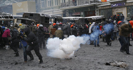 Kiev protests turn deadly. A line crossed in Ukraine?