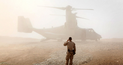 Pentagon plan for Afghanistan: More than Obama wants, but enough?