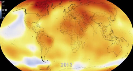 Global warming trend continues, so why are we all shivering?