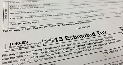 IRS.gov: New tax filing changes for 2014