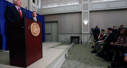 Virginia attorney general drops defense of gay marriage ban (+video)