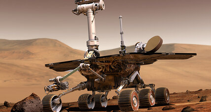 Half a world apart, Mars rover 'cousins' find signs of water friendly to life (+video)