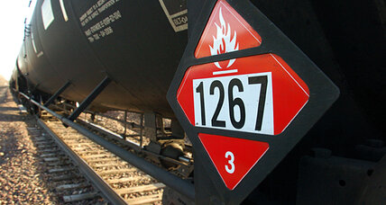 Report: US rail spilled more oil in 2013 than in past 37 years combined (+video)