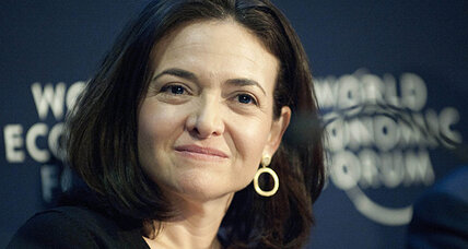Sheryl Sandberg of Facebook becomes a billionaire