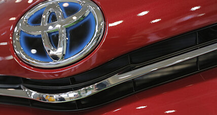 Toyota is top-selling automaker for second straight year