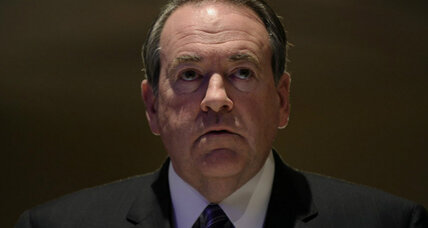 Huckabee 'libido' speech: Did he call tea party Nazis, too?