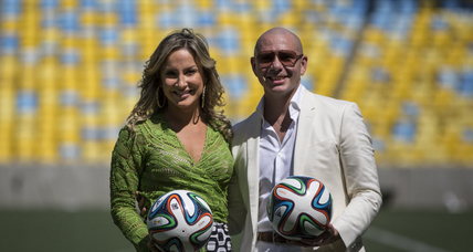 Claudia Leitte, J-Lo, Pitbull to perform World Cup song
