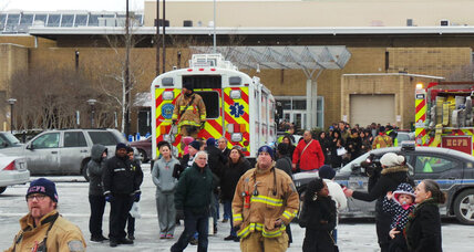 3 dead in suburban Maryland mall shooting (+video)