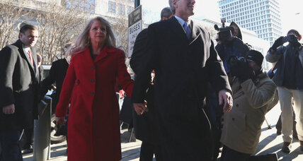 Former Va. Gov. Bob McDonnell and wife plead not guilty