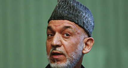 Karzai: US should restart talks with Taliban, or leave Afghanistan