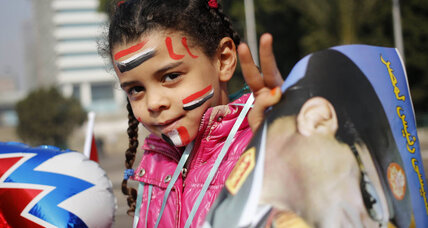 Egypt: On anniversary, end to street violence seems nowhere in sight