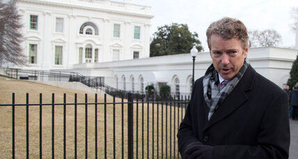 Why is Rand Paul going after Bill Clinton?