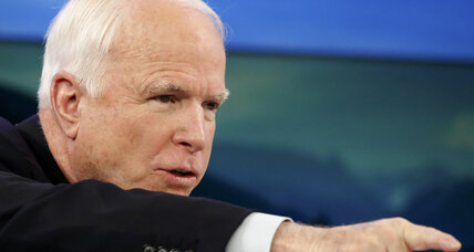 Associating with liberal Democrats? Ariz. GOP censures McCain