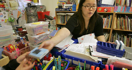 Tenure for teachers? 9 California students sue to end policy