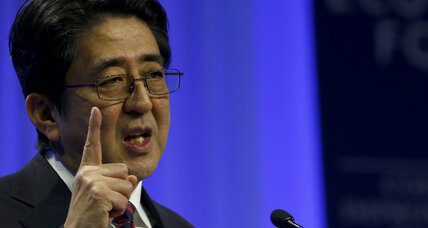 Japanese prime minister says trust will be key to China's success