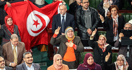 Finally a new Constitution for Tunisia, birthplace of Arab Spring (+video)