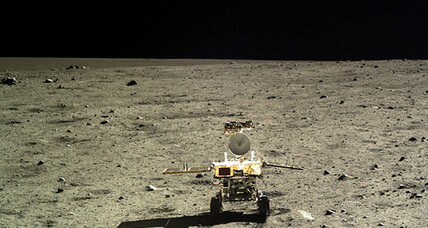China's Jade Rabbit moon rover is malfunctioning. Will it recover?