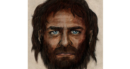 Ancient European hunter-gatherer had blue eyes, dark skin