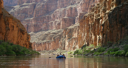 Age of Grand Canyon bewilders, perplexes