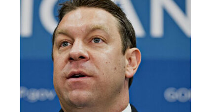 Trey Radel resigns from Congress in wake of cocaine scandal
