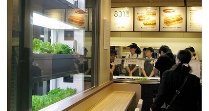 How Subway wooed the Japanese lunch crowd